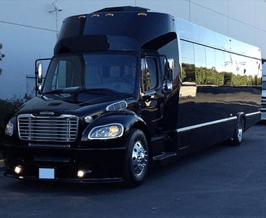 Mini Coach Service in Corona