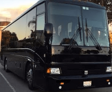 Motor Coach Service in Corona
