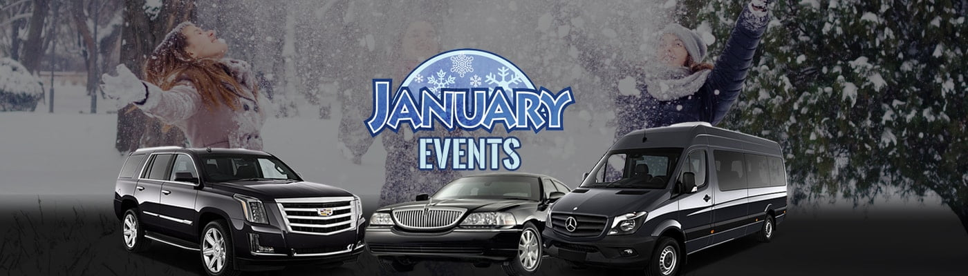 January 2018 Events and Happenings in Corona, California